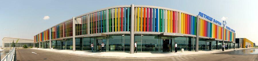 Der Flughafen in Varna ist eine beliebte Anlaufstelle für die Anreise zum Schwarzen Meer